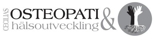 Cecilias Osteopati & Hälsoutveckling logo